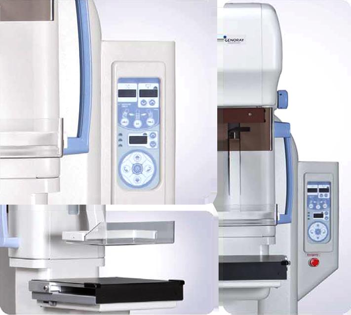 Автоматическая система аналоговой маммографии MX-600